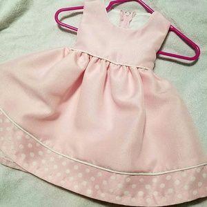 Baby girl dress and coat